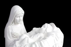 Madonna and Child Royalty Free Stock Images