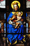 Madonna with Child Royalty Free Stock Photos