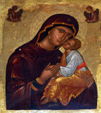 Madonna with Child Stock Images