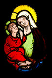 Madonna and Child Royalty Free Stock Image