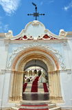 The Madonna church at Tinos island Royalty Free Stock Photos
