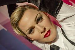 Madonna ciccone arkivbild