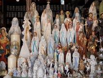 Madonna-cijfers - Mariazell Royalty-vrije Stock Afbeeldingen