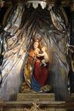 Madonna com criança Jesus Imagens de Stock Royalty Free