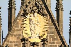 Madonna com Jesus Imagens de Stock