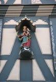 Madonna con el niño Jesús Fotografía de archivo