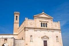Madonna dei Martiri Church. Molfetta. Puglia. Italy. Stock Images