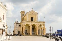 The Madonna del Canneto sanctuary in Gallipoli, Italy Stock Photo