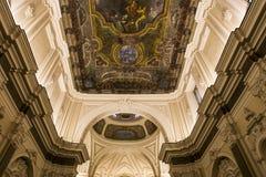 Madonna del Carmine church in Sorrento campania, Italy Royalty Free Stock Image