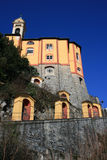 Madonna del Sasso Royalty Free Stock Photos