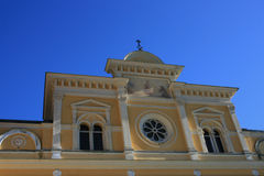 Madonna del Sasso Stock Images