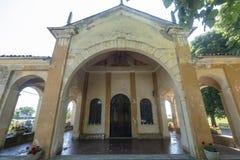 Madonna del Viri Veri, santuario vicino a Vercelli, Italia immagini stock libere da diritti