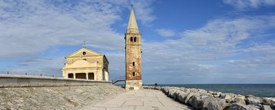 Madonna dell`Angelo church Royalty Free Stock Photography