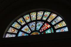 Madonna della Corona Sanctuary Stock Images