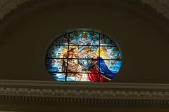 Madonna della Corona Sanctuary Stock Photography