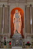 Madonna della Corona Sanctuary Royalty Free Stock Image