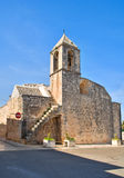 Madonna della Greca Church. Locorotondo. Puglia. Italy. Royalty Free Stock Photos