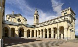 Madonna della Guardia sanctuary, Genova, Italy Royalty Free Stock Photos
