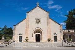 Madonna della Scala Abbey. Noci. Puglia. Italy. Stock Photography