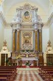 Madonna delle Grazie Sanctuary. Montefiascone. Lazio. Italy. Royalty Free Stock Image