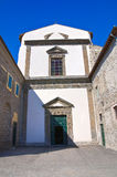 Madonna delle Grazie Sanctuary. Montefiascone. Lazio. Italy. Royalty Free Stock Photo