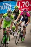 Madonna di Campiglio, Italia 24 maggio 2015; Davide Formolo during a stage of Giro D'Italia Stock Photo