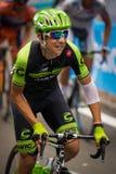 Madonna di Campiglio, Italia 24 maggio 2015; Davide Formolo during a stage of Giro D'Italia Stock Image