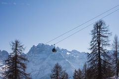 Madonna di Campiglio. Italy Royalty Free Stock Photo
