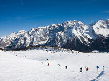 Madonna di Campiglio. Italy Stock Photo