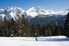 Madonna di Campiglio. Italy Stock Photography
