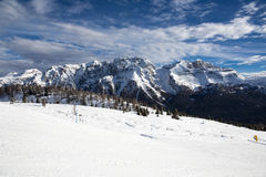 Madonna di Campiglio Stock Photo