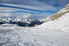 Madonna di Campiglio Royalty Free Stock Images