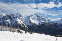 Madonna di Campiglio Stock Photos