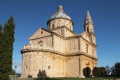 Madonna di San Biagio Royalty Free Stock Photos