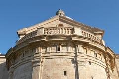 Madonna di San Biagio Royalty Free Stock Images