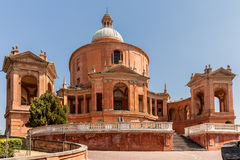 Madonna di San Luca, Bologna. Royalty Free Stock Photography
