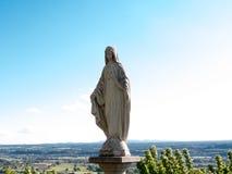 Madonna do otricoli Imagens de Stock