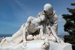 Madonna et Christ Photo libre de droits