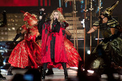 Madonna Royalty Free Stock Images