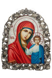 Madonna icon Stock Images