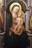 madonna jesus ребенка Стоковые Фотографии RF