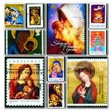 Madonna with Jesus child Stock Photos