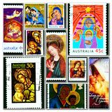 Madonna with Jesus child Royalty Free Stock Photos