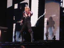 Madonna Konzert Stockfotos