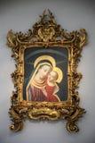 Madonna met Kind Jesus Royalty-vrije Stock Afbeeldingen