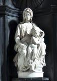Madonna och barn Royaltyfri Foto