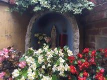 Virgin Mary statue Royalty Free Stock Photo