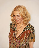 Madonna royalty free stock photos