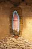 Madonna snida royaltyfri bild