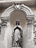 Madonna statue Royalty Free Stock Images